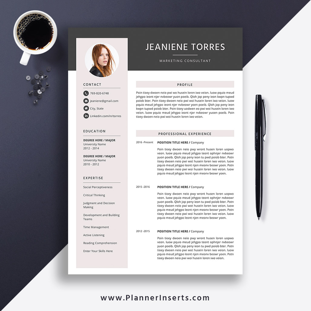 Best Cover Letters 2020.Best Selling Resume 2020 Cover Letter Professional Cv Template Word Resume Editable Resume Modern Creative Resume 1 3 Page Job Winning Resume